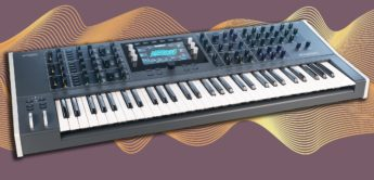 Preview: Waldorf Quantum, Wavetable-Synthesizer