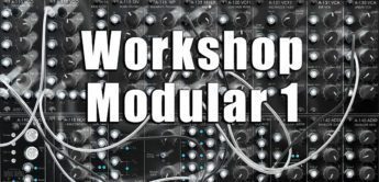 Workshop Modular Synthesizer: Alles über Filter