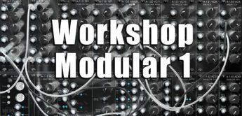 Workshop Modular Synthesizer: Alles über Filter
