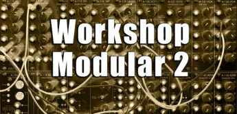 Workshop Modular Synthesizer: Die berühmtesten Filter