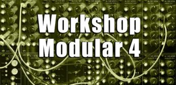 Workshop Modular Synthesizer: Alles über Oszillatoren