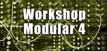 Workshop Modular Synthesizer: Alles über Oszillatoren