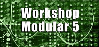 Workshop Modular Synthesizer: Oszillatoren Synchronisation
