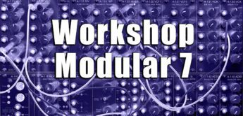 Workshop Modular Synthesizer: Hüllkurven