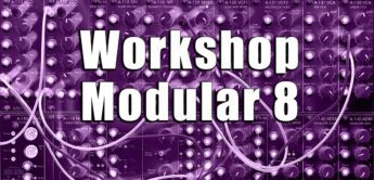 Workshop Modular Synthesizer: LFOs