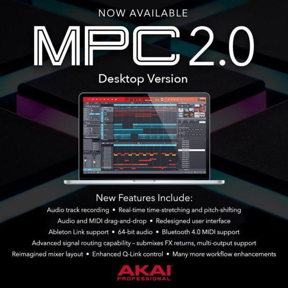 AKAI MPC 2.0