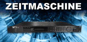 Zeitmaschine: Roland GP-8, Effektprozessor