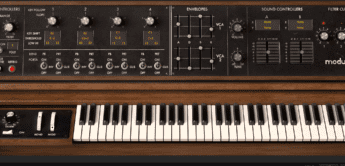 Test: Arturia Moog Modular V3 Software-Modularsynthesizer