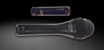 Test: Audix VX10, Audix M1250B C, Kondensator-Mikrofon