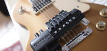 Test: Gizmotron Guitar 2.0, Effektgerät für Gitarre
