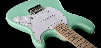 Test: Sterling by Music Man CT50 Cutlass SGN, E-Gitarre