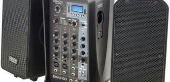 Test: Denon Envoi Go, mobiles PA-System