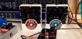 Test: Electro Harmonix Super Space Drum, Random Tone Generator, Stompboxen