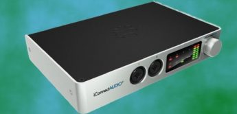 Test: iConnectivity iConnectAudio2+, Audio-/MIDI-Interface