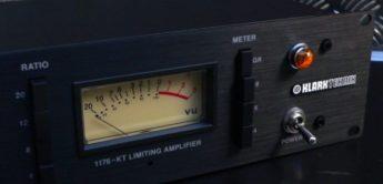 Test: Klark Teknik 1176-KT, FET-Style Kompressor