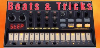 Workshop: Korg Volca Beats und Tricks, Rhythm Machine
