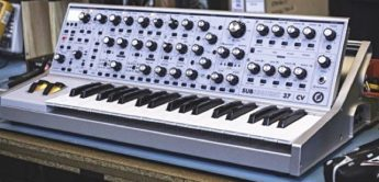 Top News: Moog Subsequent 37, Analogsynthesizer