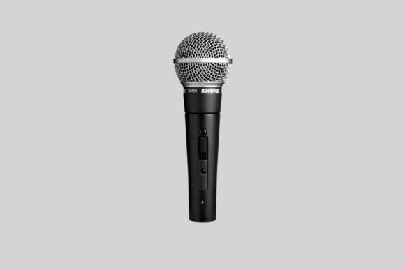 Alles über Shure, SM57, SM58, 33N Two Button Kohlemikrofon