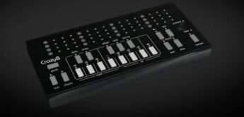 Top News: Twisted Electrons Crazy8, Step-Sequencer