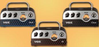 Vergleichstest: VOX MV50 CR, MV50 CL und MV50 AC