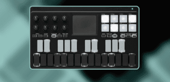 Test: Korg nanoKONTROL Studio, nanoKEY Studio, USB-MIDI-Controller