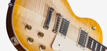Test: Gibson Les Paul Traditional T 2017 AB, E-Gitarre