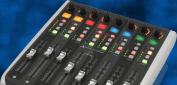 Top News: Behringer X-Touch Extender, DAW-Controller