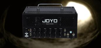 Test: Joyo Mjolnir, Röhrenverstärker für Gitarre