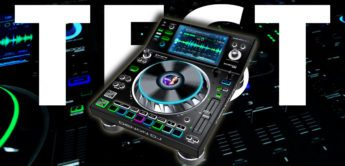 Test: Denon DJ SC5000 Prime, DJ-Media-Player