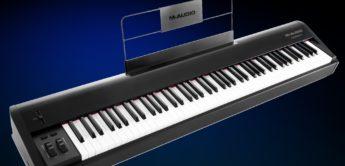 Top News: M-Audio Hammer 88, USB/MIDI-Controllerkeyboard