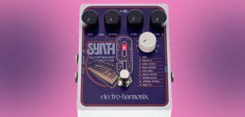 Test: Electro Harmonix SYNTH9, Gitarren Synthesizer Pedal