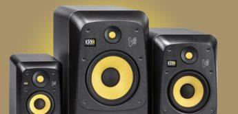 Test: KRK V6S4, V8S4, Nahfeldmonitore