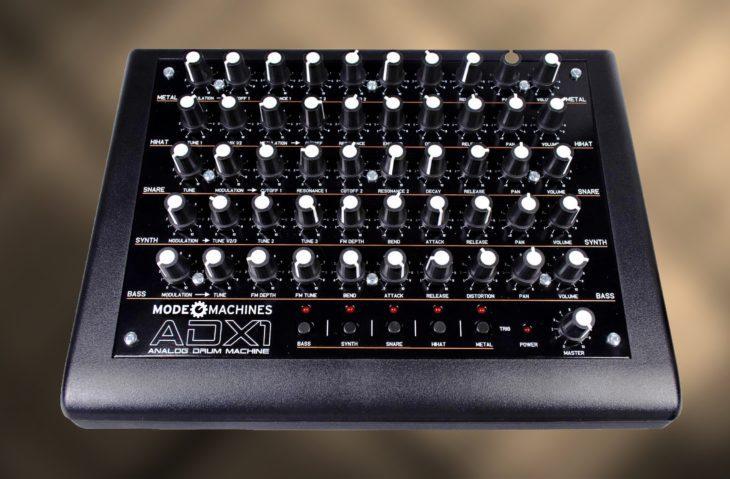 kaufberatung drumcomputer adx 1 mode machines