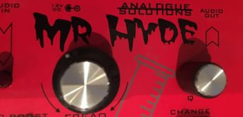 Top News: Analogue Solutions Mr Hyde, Analog Filter