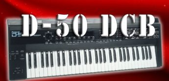 Top News: Roland D-50 DCB, Software-Synthesizer
