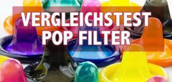 Vergleichstest: Pop Filter