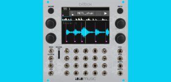 Test: 1010music bitbox, Eurorack-Sampler