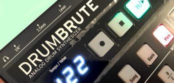 Arturia DrumBrute – brutal vielseitig