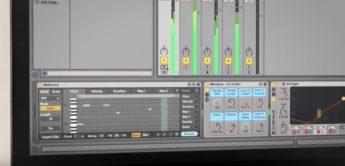 Top News: Ableton Live MidiVolve, Max for Live Anwendung
