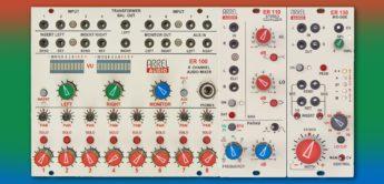 Test: Arrel Audio ER-100, ER-110, ER-130, Eurorack-Module