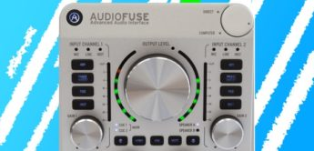 Test: Arturia AudioFuse, USB-Audiointerface