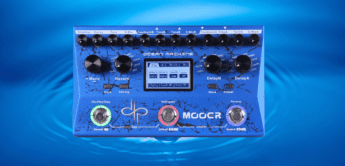 Test: Mooer Ocean Machine, Gitarren Multieffekt Pedal