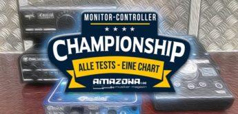 Championship: Die besten Monitorcontroller