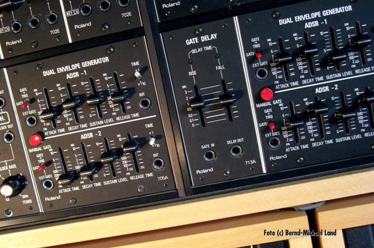 Workshop Modular Synthesizer: Hüllkurven