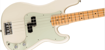 Test: Fender American Professional Precision Bass MN OWT