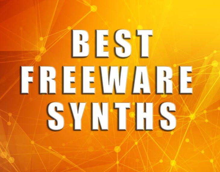 Die besten 50 Freeware Synthesizer für MAC & PC