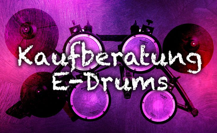 Die besten E-Drums für Schlagzeuger