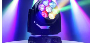 Test: Ignition Contour Monster Beam 760, Moving Head