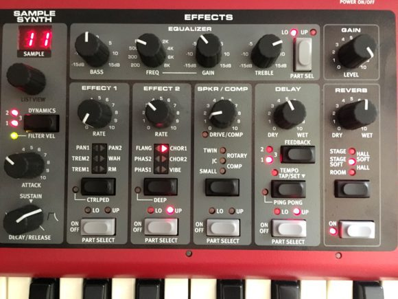 Nord Electro 5D - Red to the roots - Seite 2 von 3 - AMAZONA de