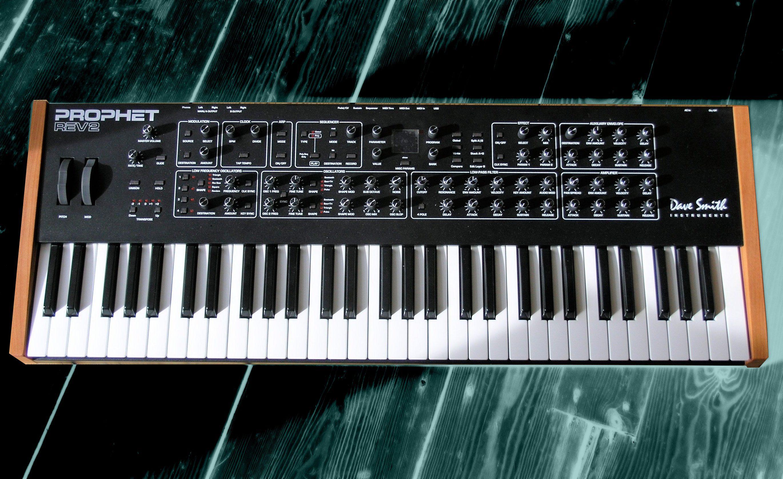 test dave smith instruments prophet rev2 synthesizer. Black Bedroom Furniture Sets. Home Design Ideas